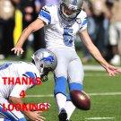 ALEX HENERY 2014 DETROIT LIONS FOOTBALL CARD