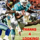 HAROLD HOSKINS 2014 MIAMI DOLPHINS FOOTBALL CARD