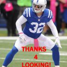 COLT ANDERSON 2014 INDIANAPOLIS COLTS FOOTBALL CARD