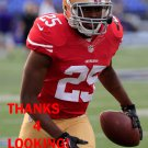 JIMMIE WARD 2014 SAN FRANCISCO 49ERS FOOTBALL CARD