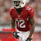 JOHN BROWN 2014 ARIZONA CARDINALS FOOTBALL CARD