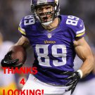 CHASE FORD 2014 MINNESOTA VIKINGS FOOTBALL CARD