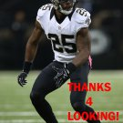 RAFAEL BUSH 2014 NEW ORLEANS SAINTS FOOTBALL CARD