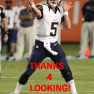 GARRETT GILBERT 2014 ST. LOUIS RAMS FOOTBALL CARD