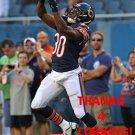 DEMONTRE HURST 2014 CHICAGO BEARS FOOTBALL CARD