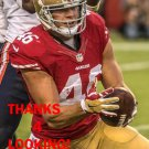 DEREK CARRIER 2014 SAN FRANCISCO 49ERS FOOTBALL CARD