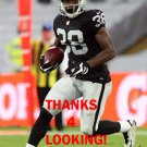 T.J. CARRIE 2014 OAKLAND RAIDERS FOOTBALL CARD