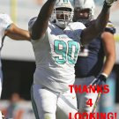 EARL MITCHELL 2014 MIAMI DOLPHINS FOOTBALL CARD