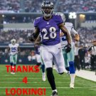 BRYNDEN TRAWICK 2014 BALTIMORE RAVENS FOOTBALL CARD