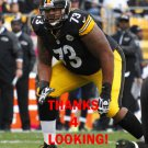 RAMON FOSTER 2014 PITTSBURGH STEELERS FOOTBALL CARD