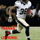 TRAVARIS CADET 2014 NEW ORLEANS SAINTS FOOTBALL CARD