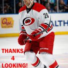 JOHN-MICHAEL LILES 2014-15 CAROLINA HURRICANES HOCKEY CARD