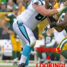 ANDREW NORWELL 2014 CAROLINA PANTHERS FOOTBALL CARD