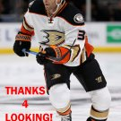 CLAYTON STONER 2014-15 ANAHEIM DUCKS HOCKEY CARD