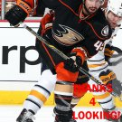 NATE THOMPSON 2014-15 ANAHEIM DUCKS HOCKEY CARD