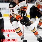 CHRIS WAGNER 2014-15 ANAHEIM DUCKS HOCKEY CARD