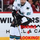 JOHN SCOTT 2014-15 SAN JOSE SHARKS HOCKEY CARD