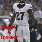 MALCOLM JENKINS 2014 PHILADELPHIA EAGLES FOOTBALL CARD