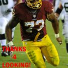 FRANK KEARSE 2014 WASHINGTON REDSKINS FOOTBALL CARD