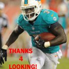 ORLEANS DARKWA 2014 MIAMI DOLPHINS FOOTBALL CARD