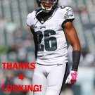 CARY WILLIAMS 2014 PHILADELPHIA EAGLES FOOTBALL CARD