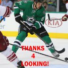 TRAVIS MOEN 2014-15 DALLAS STARS HOCKEY CARD