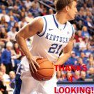TOD LANTER 2014-15 KENTUCKY WILDCATS BASKETBALL CARD