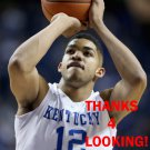 KARL-ANTHONY TOWNS 2014-15 KENTUCKY WILDCATS BASKETBALL CARD