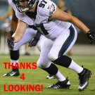 TAYLOR HART 2014 PHILADELPHIA EAGLES FOOTBALL CARD