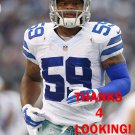 ANTHONY HITCHENS 2014 DALLAS COWBOYS FOOTBALL CARD