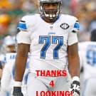 CORNELIUS LUCAS 2014 DETROIT LIONS FOOTBALL CARD