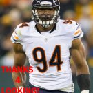 CORNELIUS WASHINGTON 2014 CHICAGO BEARS FOOTBALL CARD