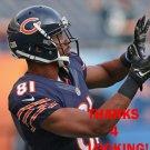 GREG HERD 2013 CHICAGO BEARS FOOTBALL CARD