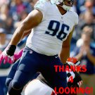 AL WOODS 2014 TENNESSEE TITANS FOOTBALL CARD