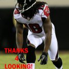 JAMES RODGERS 2012 ATLANTA FALCONS FOOTBALL CARD
