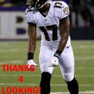 JEREMY BUTLER 2014 BALTIMORE RAVENS FOOTBALL CARD