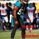 J.T. THOMAS 2014 JACKSONVILLE JAGUARS FOOTBALL CARD