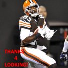 CORDELL ROBERSON 2013 CLEVELAND BROWNS FOOTBALL CARD