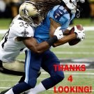 RICO RICHARDSON 2014 TENNESSEE TITANS FOOTBALL CARD