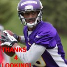 NICHOLAS EDWARDS 2013 MINNESOTA VIKINGS FOOTBALL CARD