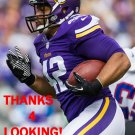 JEROME FELTON 2014 MINNESOTA VIKINGS FOOTBALL CARD