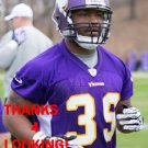 RAYON SIMMONS 2013 MINNESOTA VIKINGS FOOTBALL CARD