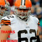 RYAN SEYMOUR 2014 CLEVELAND BROWNS FOOTBALL CARD