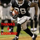 PHILLIP ADAMS 2013 OAKLAND RAIDERS FOOTBALL CARD