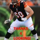 T.J. JOHNSON 2014 CINCINNATI BENGALS FOOTBALL CARD