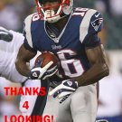 KAMAR AIKEN 2013 NEW ENGLAND PATRIOTS FOOTBALL CARD