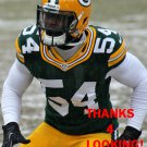 VICTOR AIYEWA 2013 GREEN BAY PACKERS FOOTBALL CARD