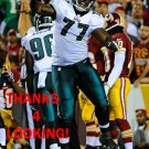 DAMION SQUARE 2014 PHILADELPHIA EAGLES FOOTBALL CARD