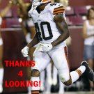 ROYCE ADAMS 2014 CLEVELAND BROWNS FOOTBALL CARD