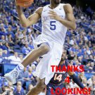 ANDREW HARRISON 2014-15 KENTUCKY WILDCATS BASKETBALL CARD